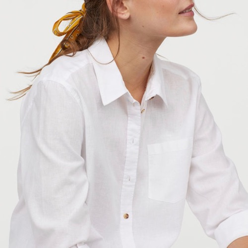 The Daily Hunt: My Favorite Linen Shirt and more!