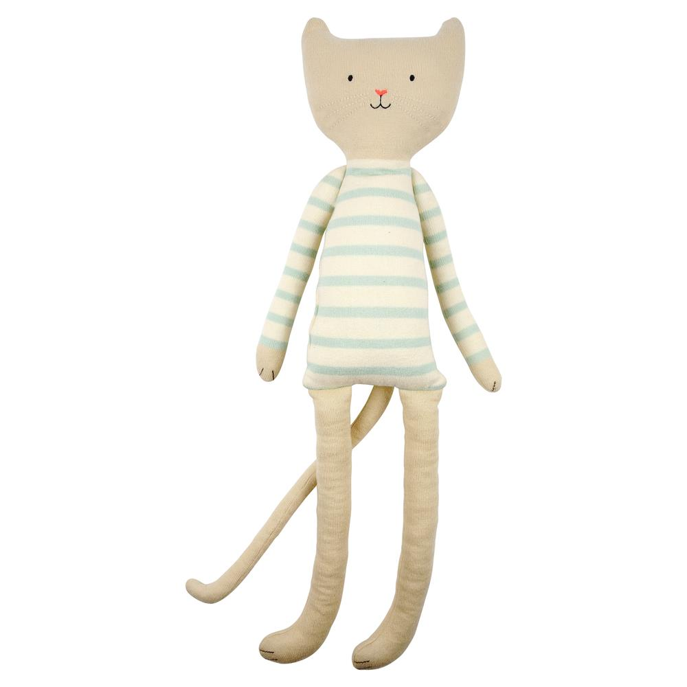 Cotton Cat Toy