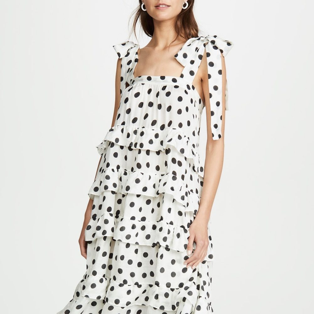 The Daily Hunt: Polka dot dress and more!