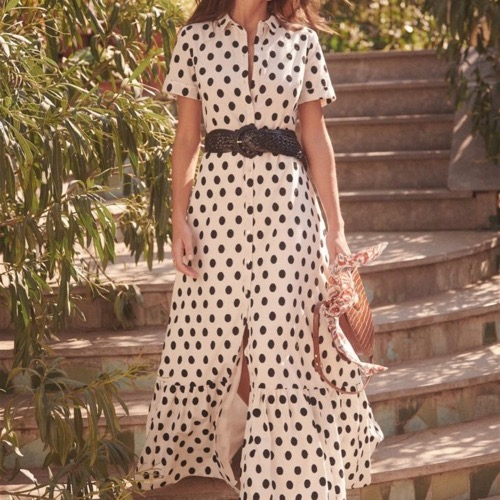 The Daily Hunt: Polka Dot Maxi Dress and More!
