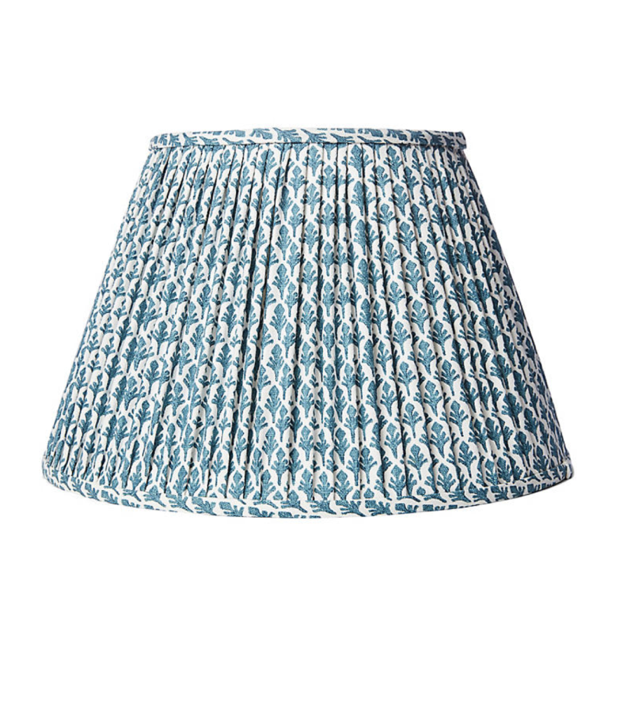 Ponce Blue Ridge Lampshade