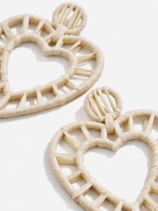 The Daily Hunt: Raffia Heart Earrings and more!