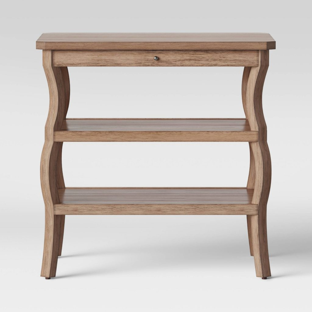 Shelbourne Wood Nightstand