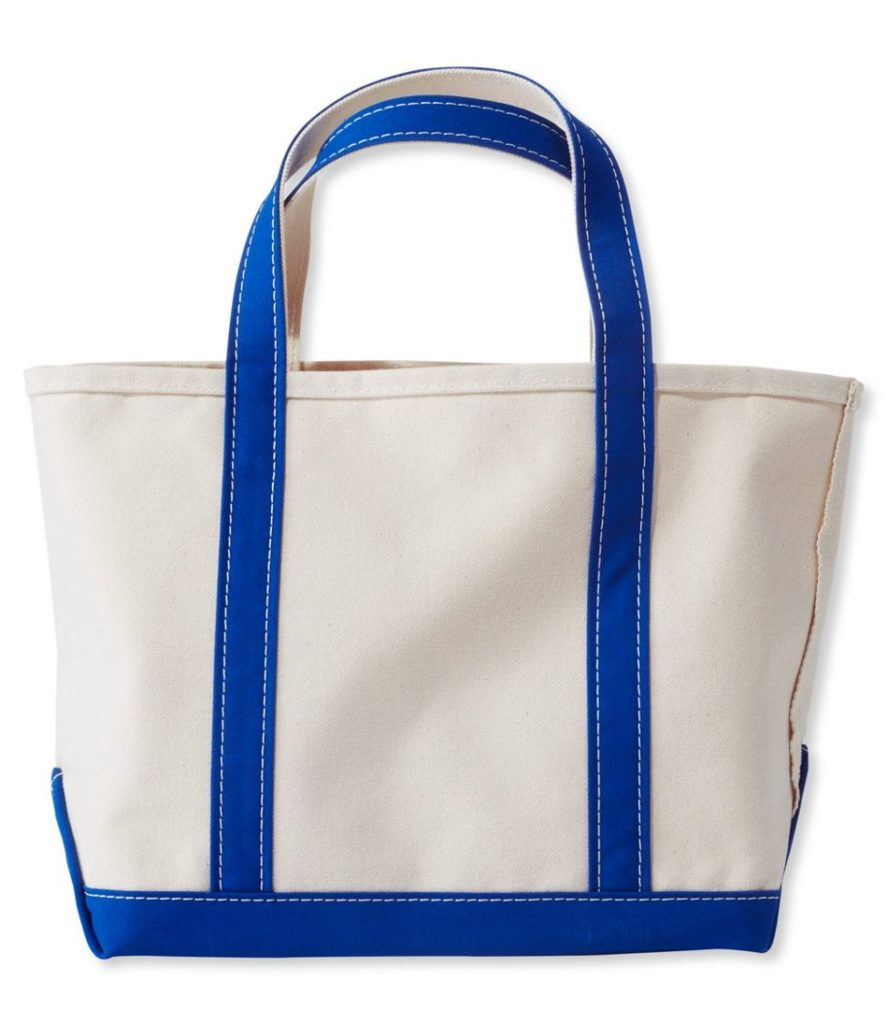 Boat and Tote Bag