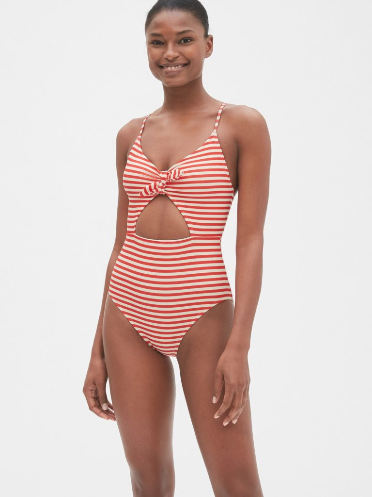 Cut Out One Piece Swimsuit