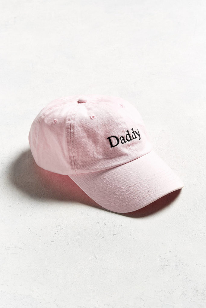 Daddy Baseball Hat