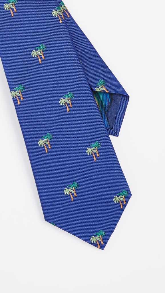 Palm Tree Tie