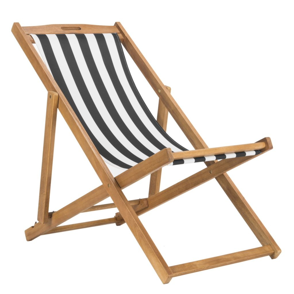 Stripe Sling Chair