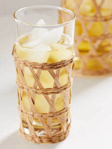 The Daily Hunt: Woven Iced Tea Glasses and more!