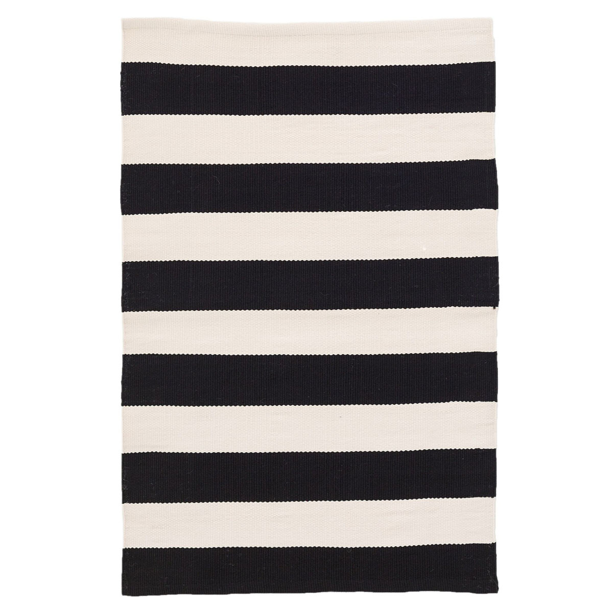 Durable Striped Rug