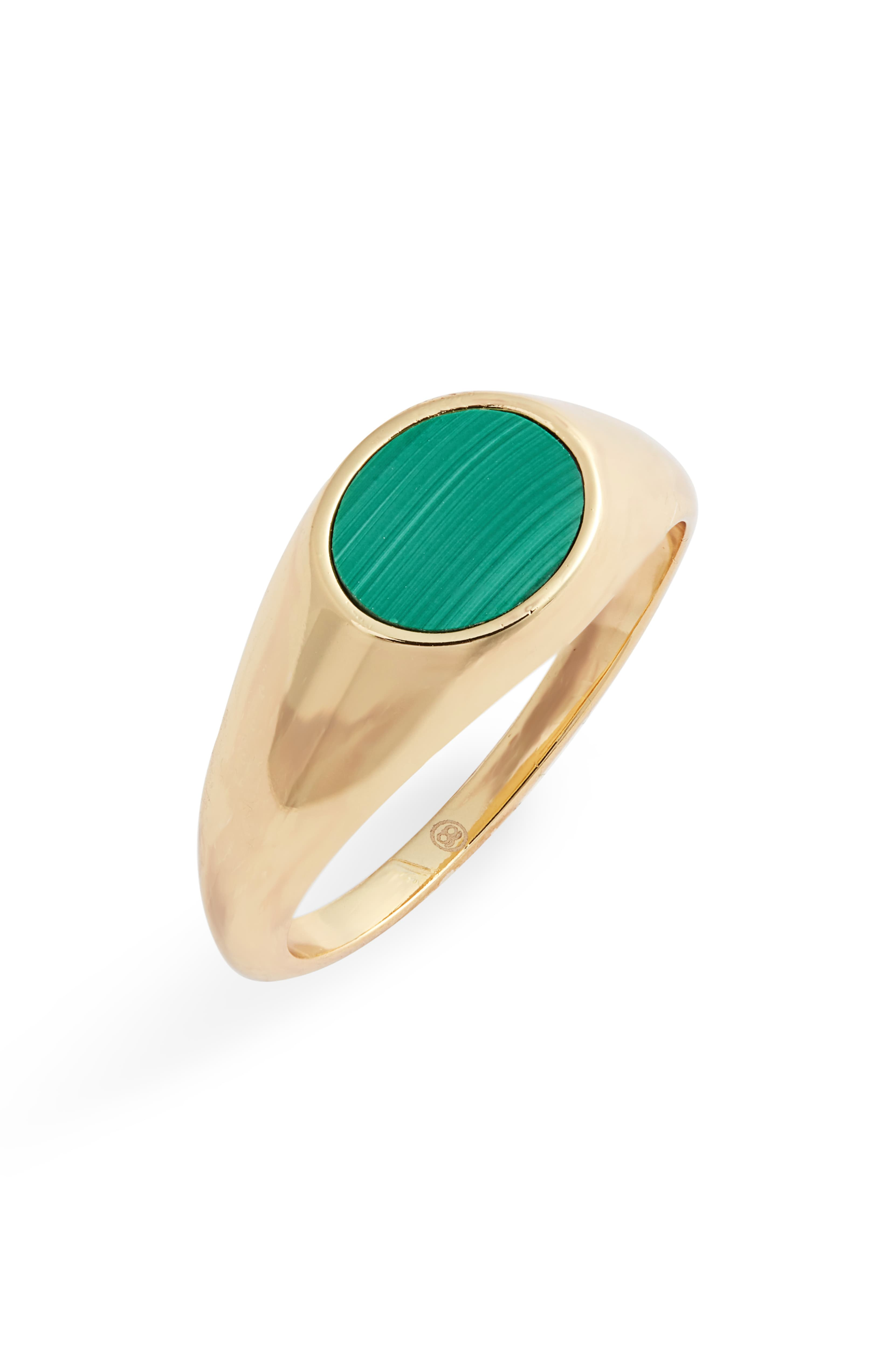 Contemporary Signet Ring