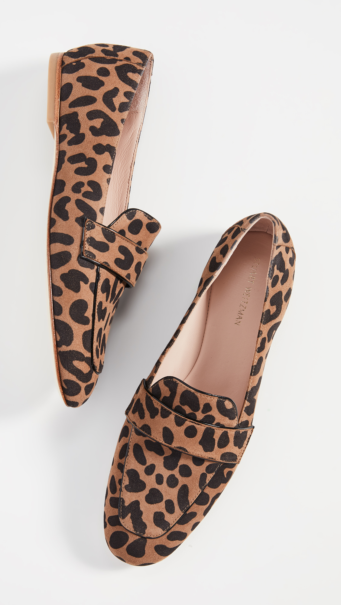 Cheetah Print Loafers