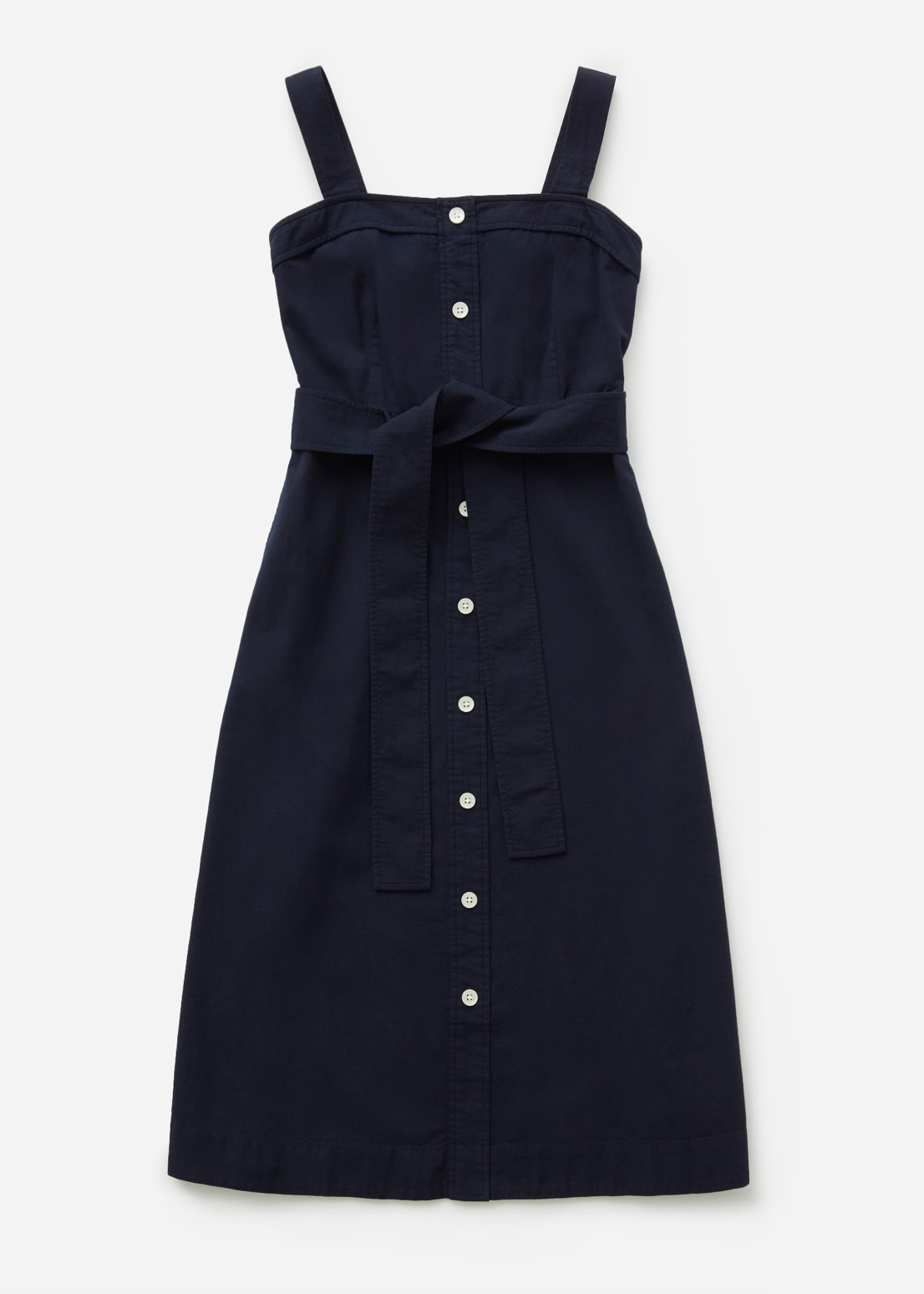 Button Up Picnic Dress