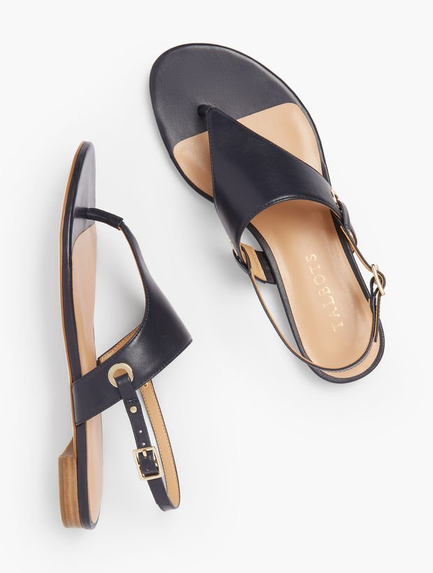Triangle Sandals