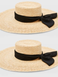 The Daily Hunt: The Perfect Wide Brimmed Sunhat and more!