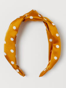 The Daily Hunt: Polka Dot Knot Headband and more!