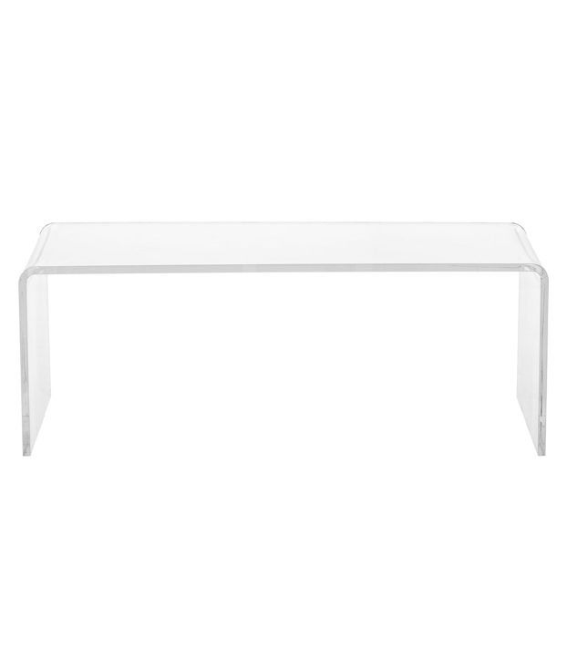 Acrylic Coffee Table Clear Lucite