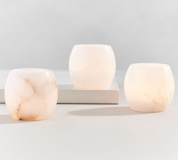 Small Round Tea Light Holders