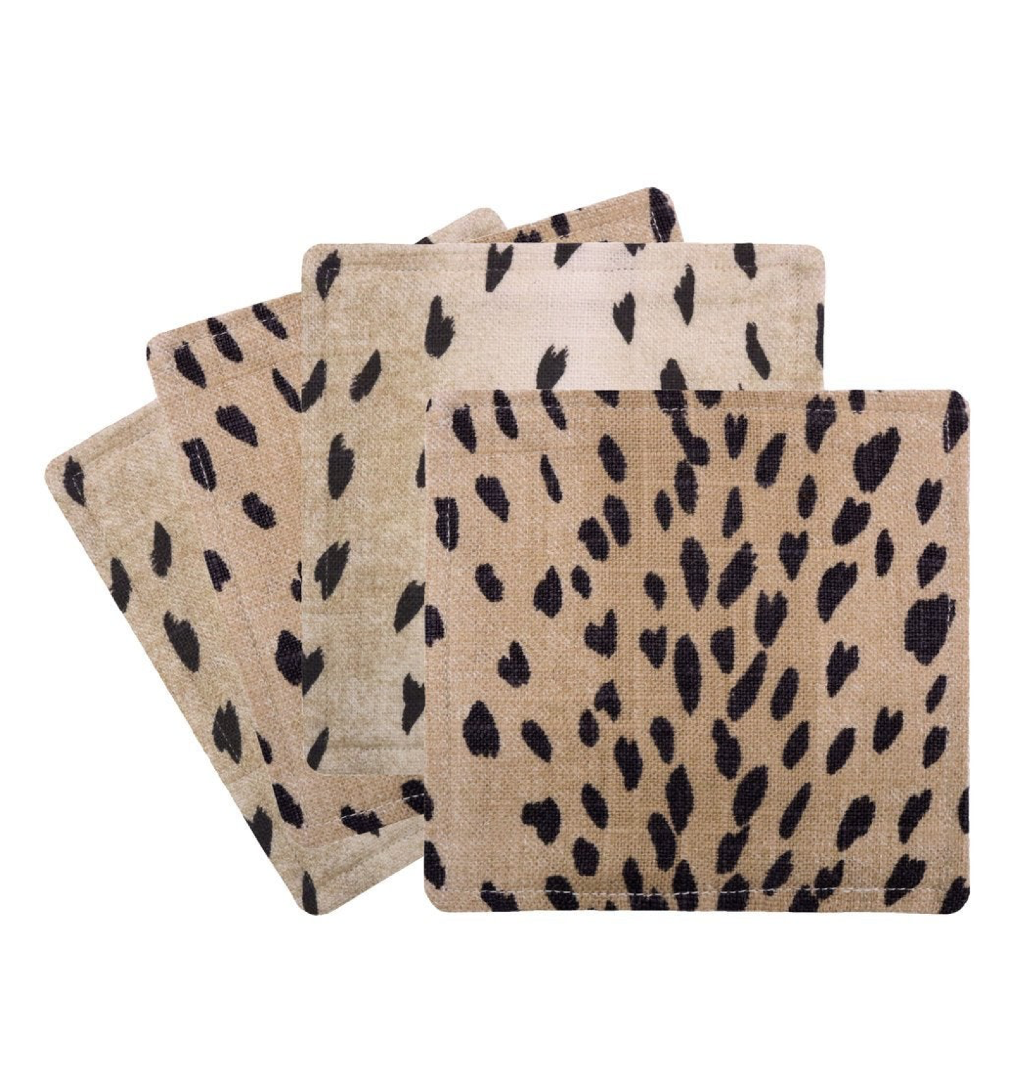 Antelope Print Cocktail Napkins