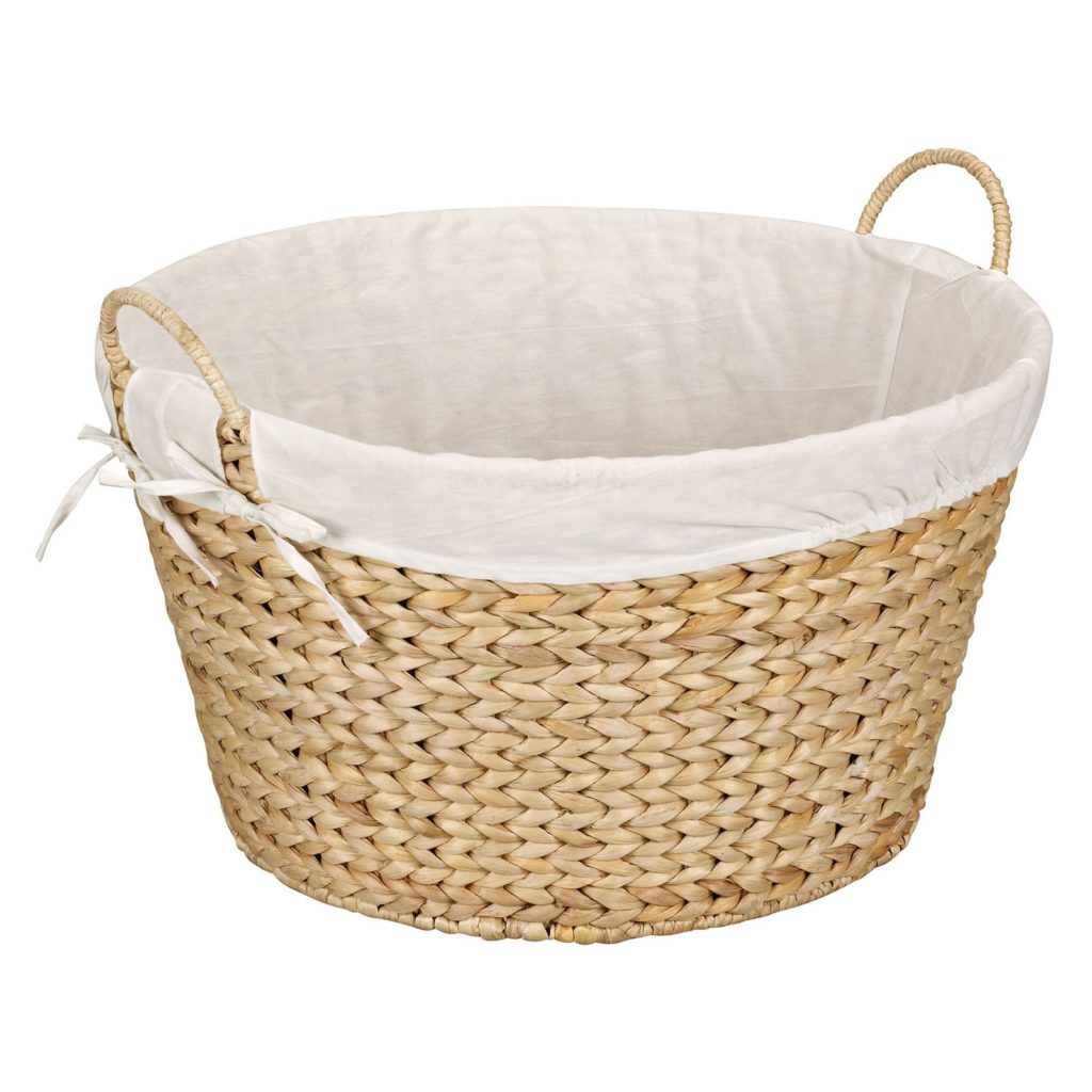 Banana Leaf Laundry Basket
