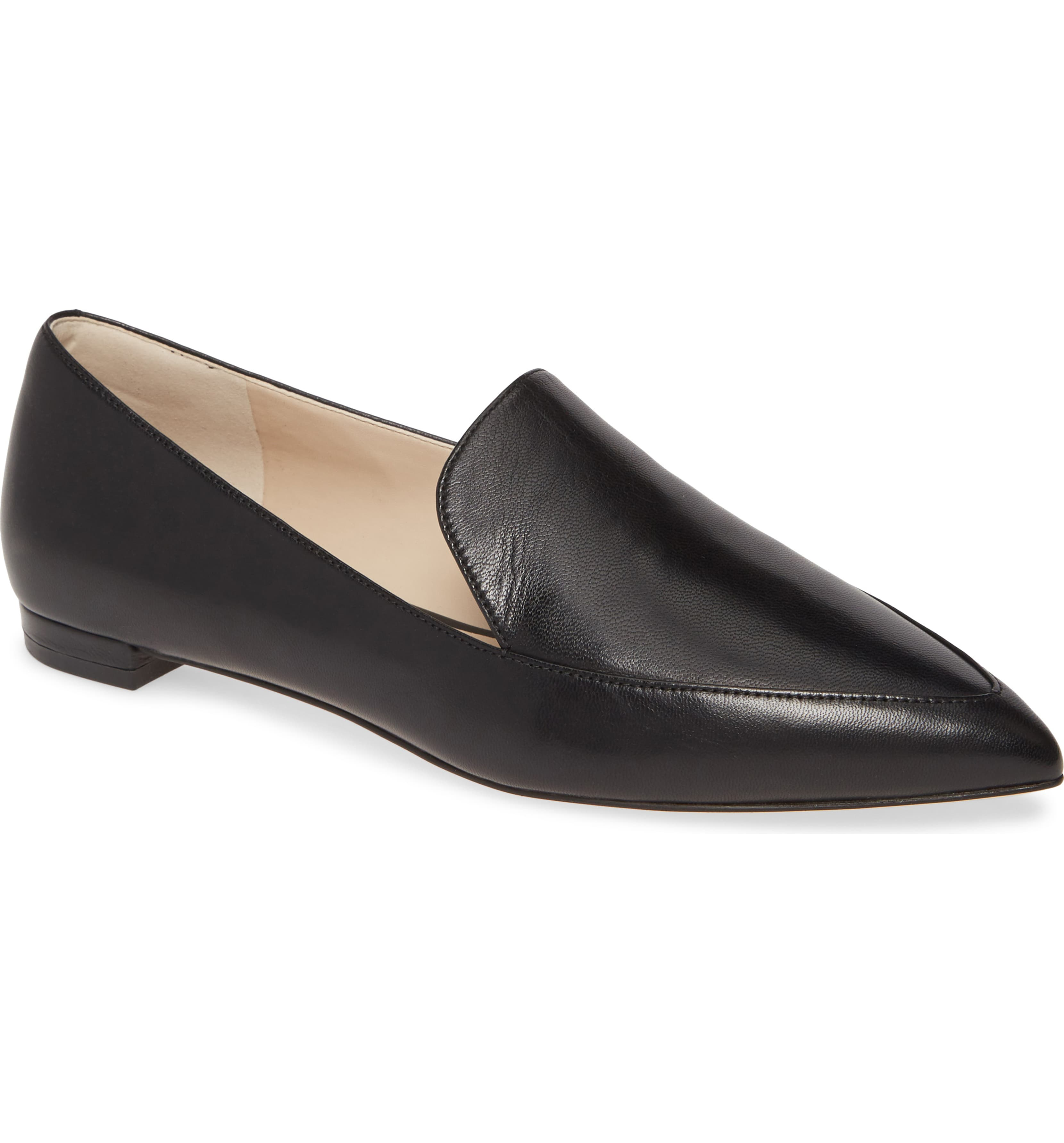 Classic Black Loafer