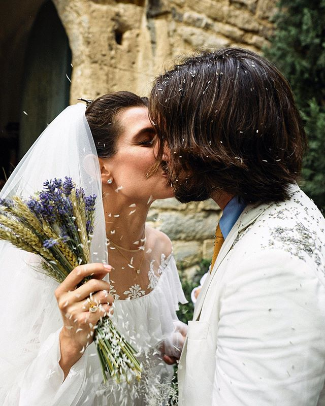 Charlotte Casiraghi Wedding in Provence