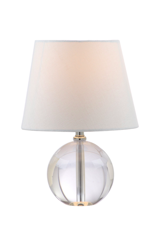 Clear Sphere Mabel Table Lamp