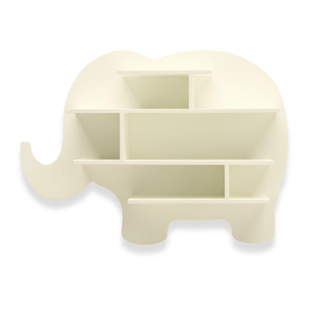 Elephant Wall Shelf Nursery Decor