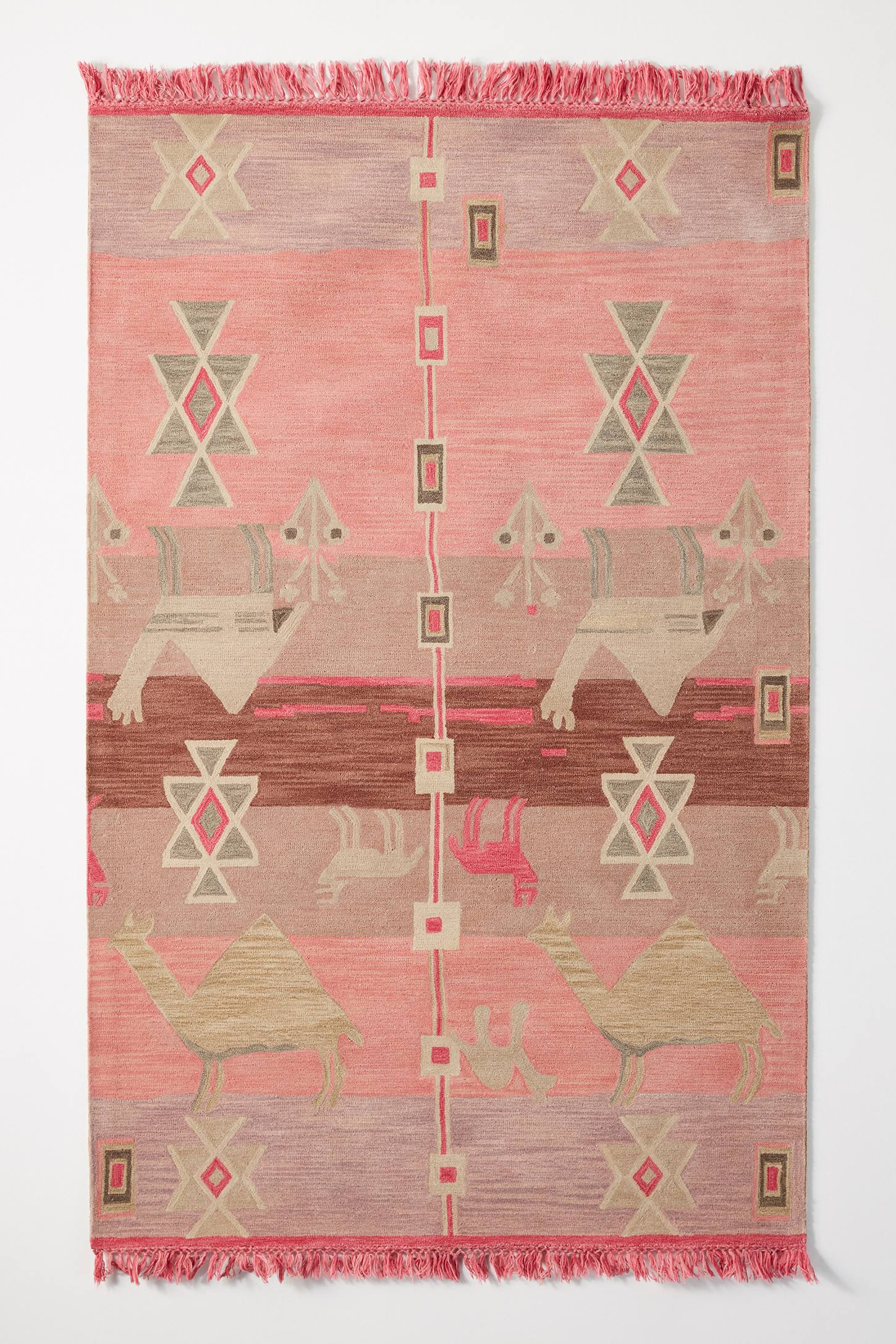 Hand Tufted Decorative Rug