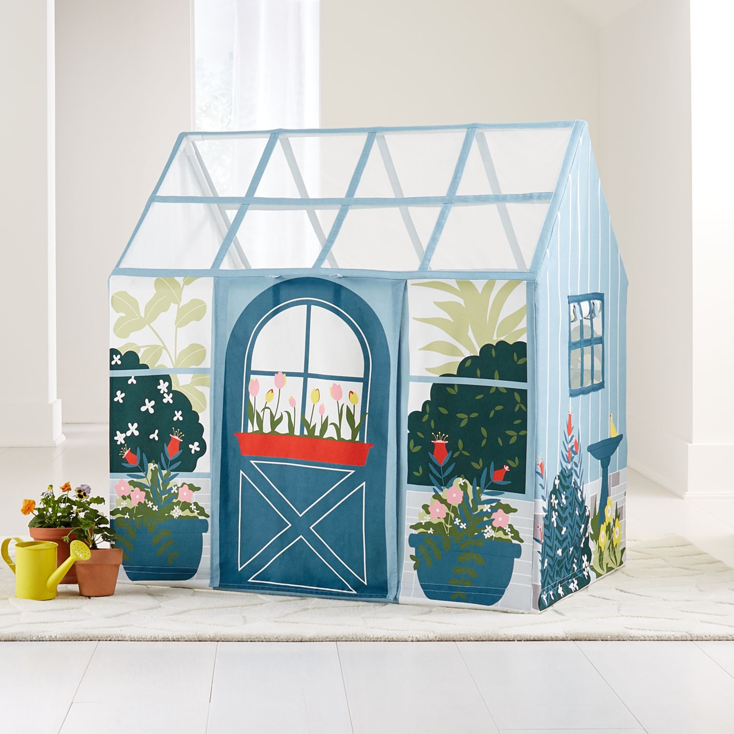 Indoor Garden Playhouse