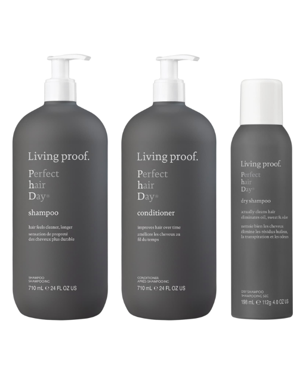 Living Proof Deluxe Hair Trio