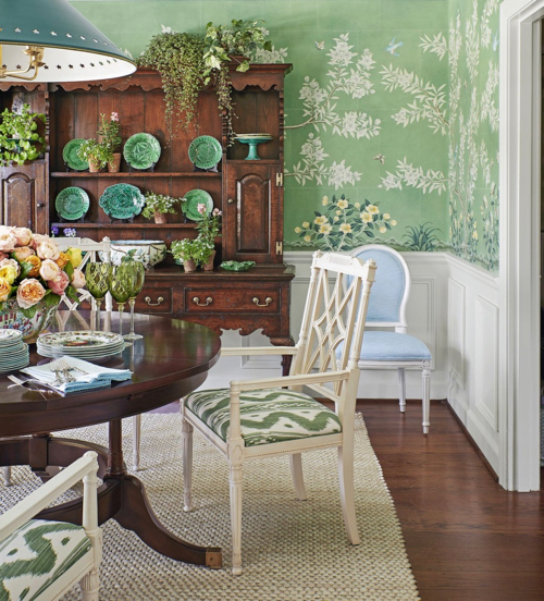 A Colorful Alabama Ranch House Decorated by Mark D. Sikes