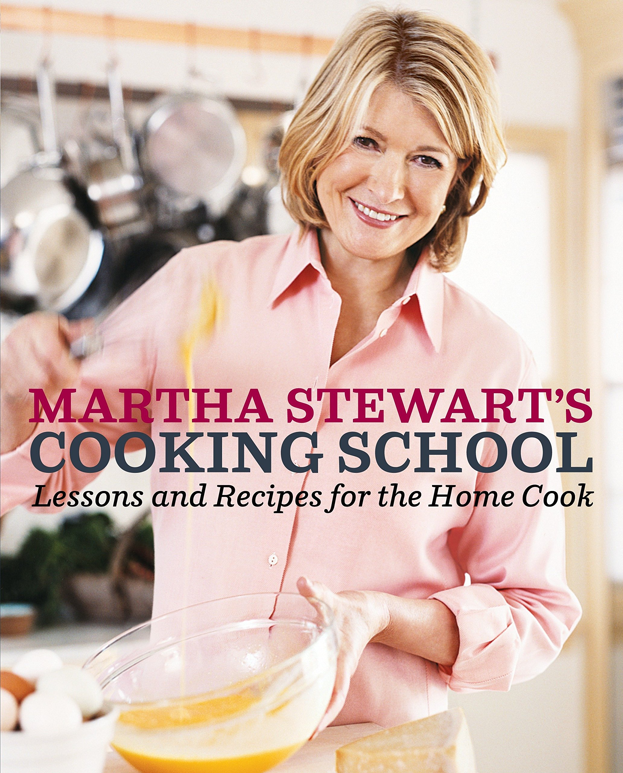 Martha Stewart Cooking School Book