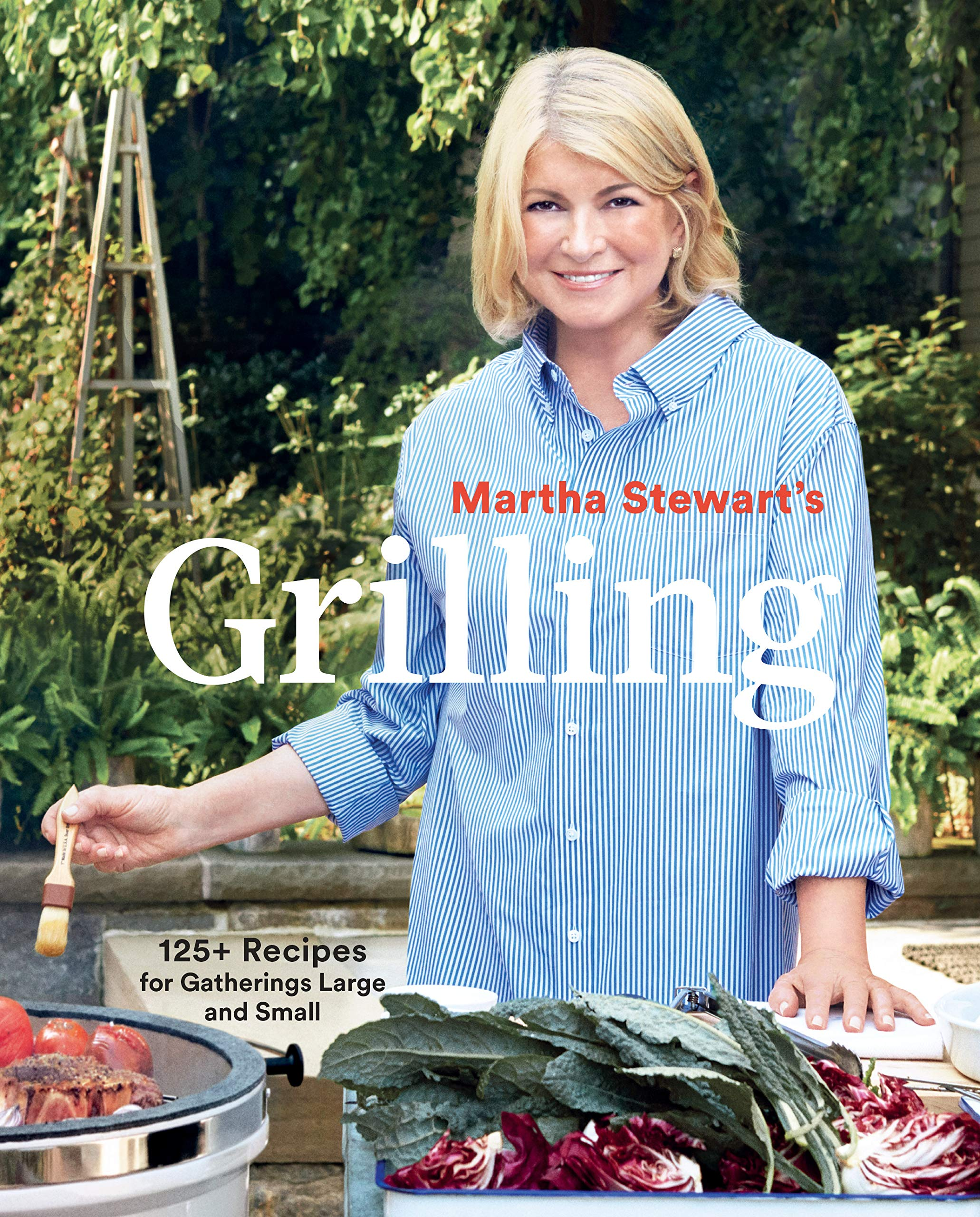 Martha Stewart Grilling Recipe Book