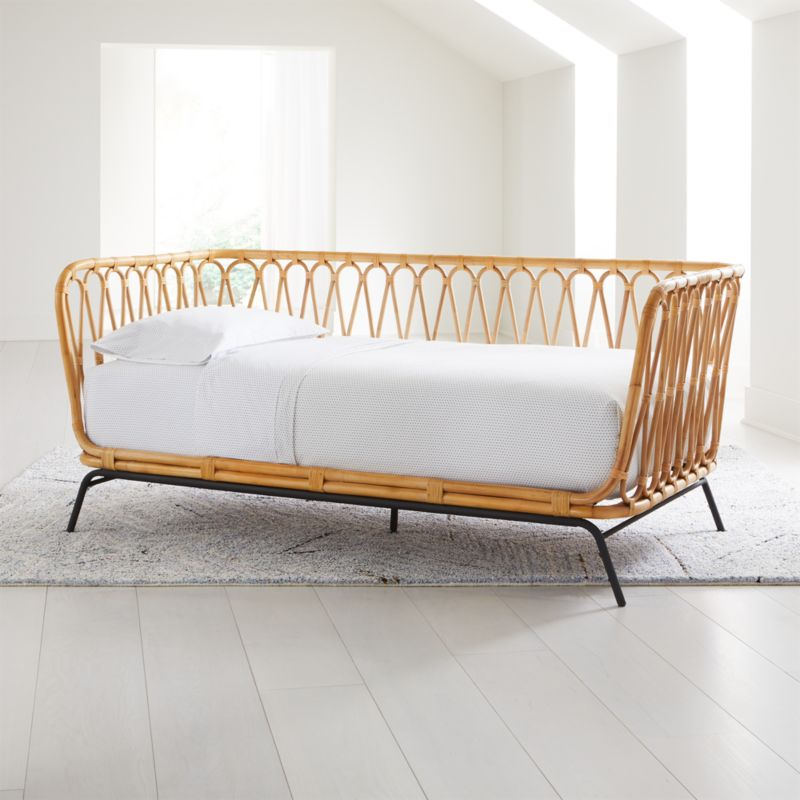 Rattan Twin Day Bed