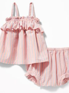 Little Loves: Striped Bloomers and more!