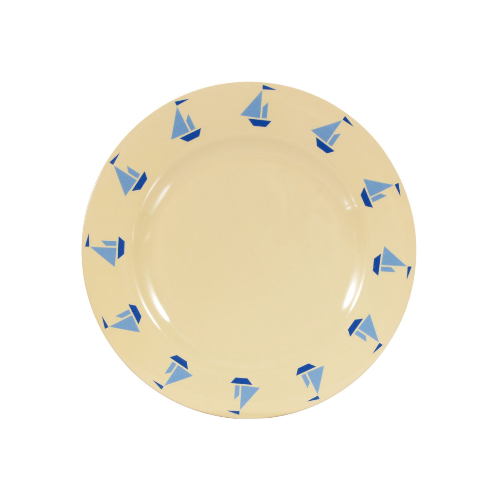 Sailboat Dishware