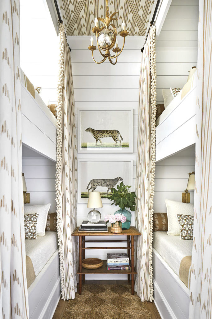 Bunk Room Heather Chadduck Interiors Southern Living Idea House 2019