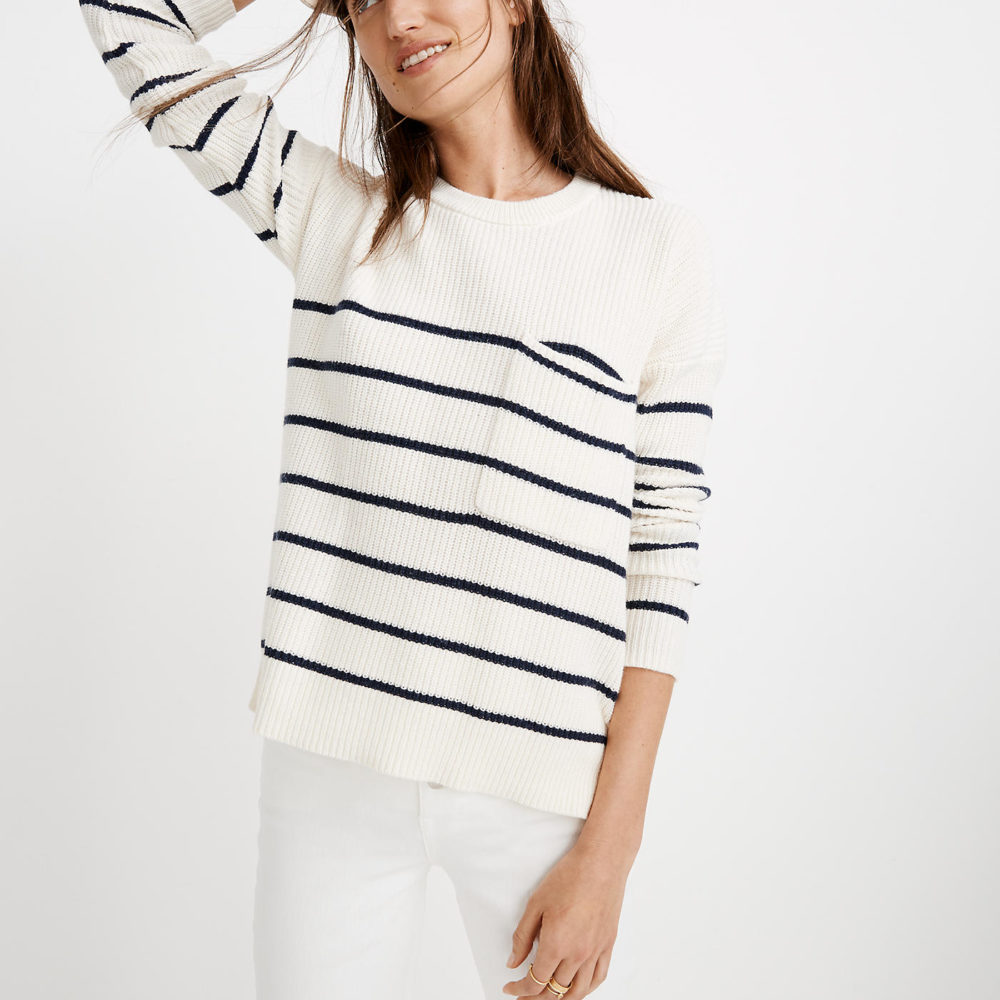 The Daily Hunt: The Perfect Striped Sweater and more!