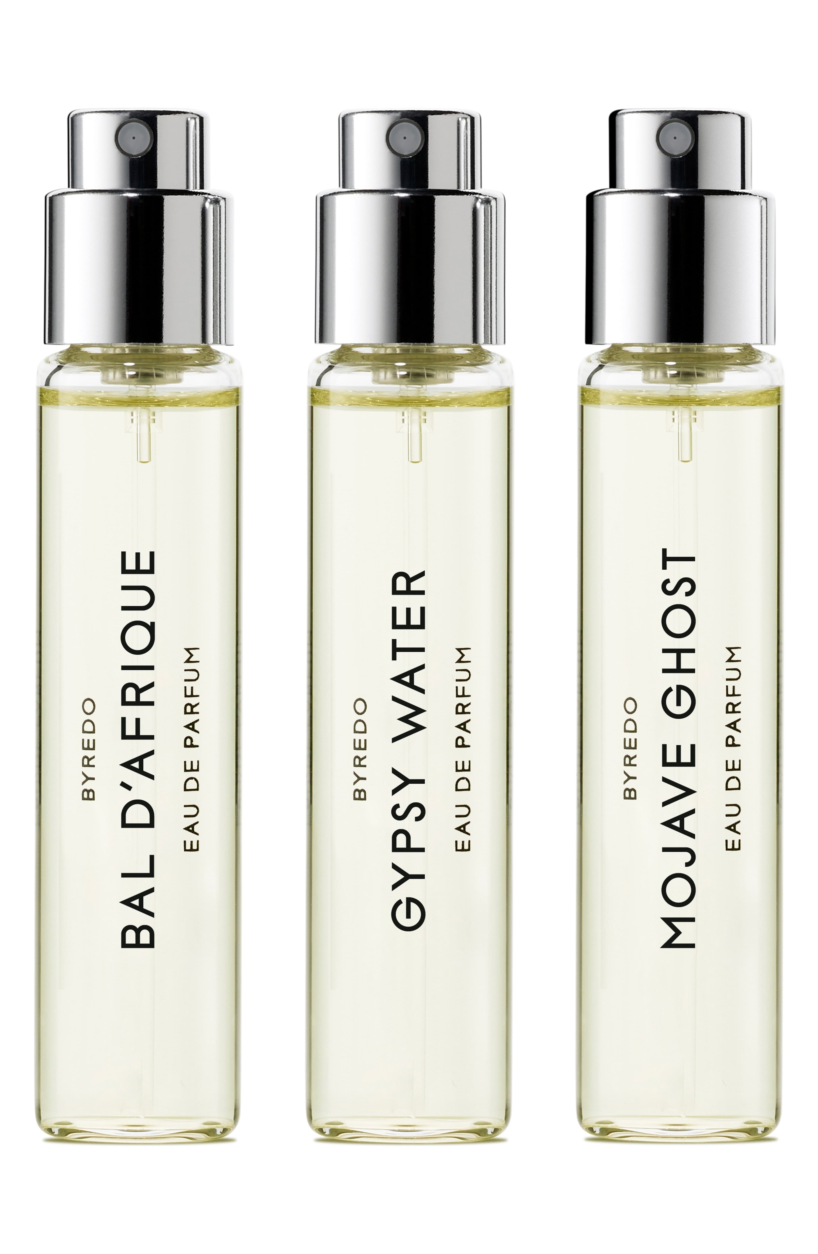 Eau De Parfums Trio by Byredo