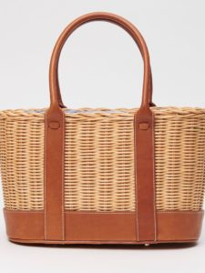 The Daily Hunt: Wicker Tote and More!