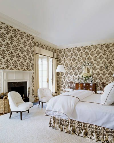 Aerin Lauder East Hampton Bedroom