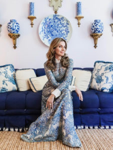 How to Decorate Like Aerin Lauder on a Budget