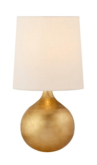 Warren Table Lamp Gold Aerin