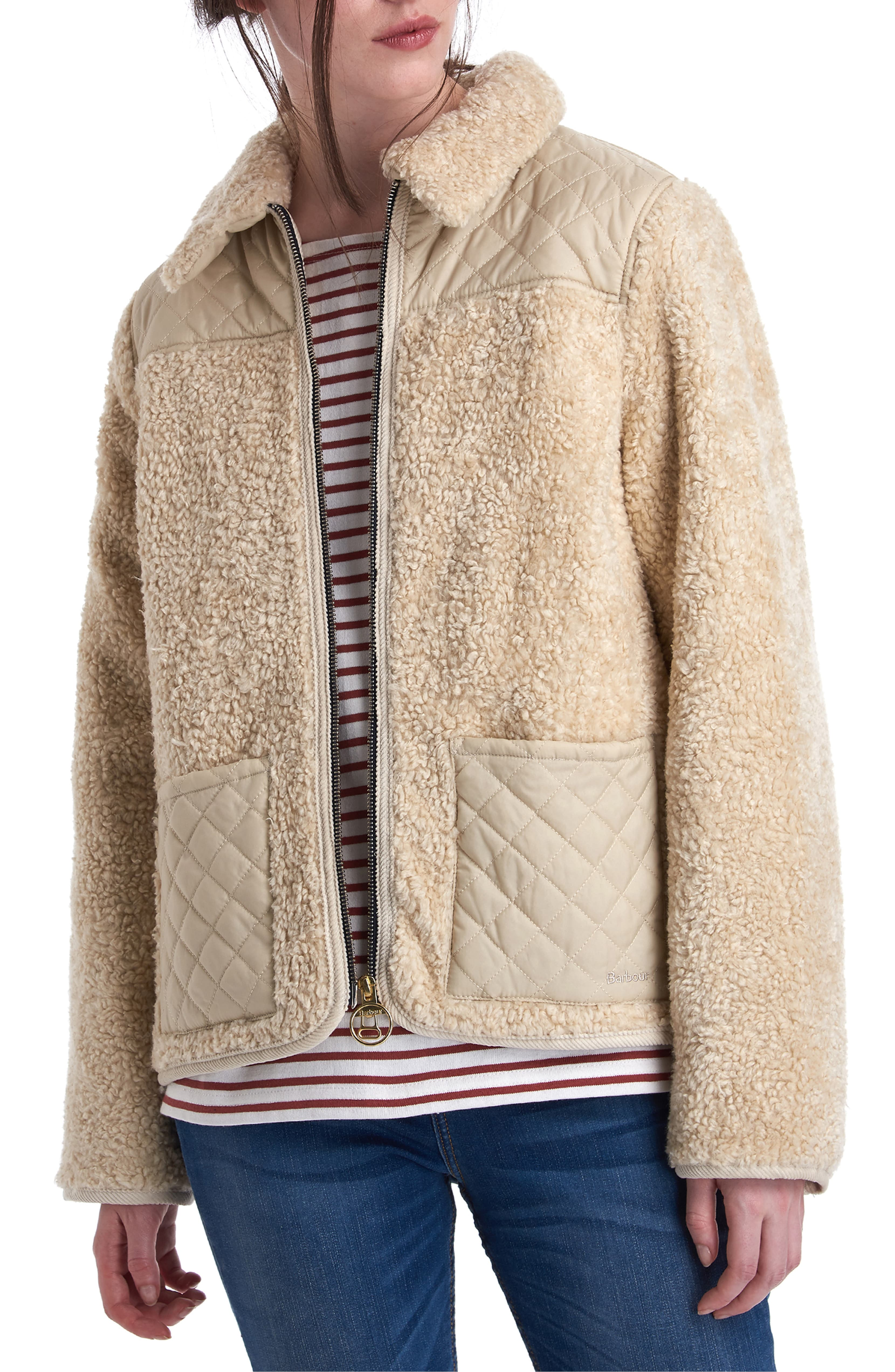 Hazel Quilted Casual Jacket