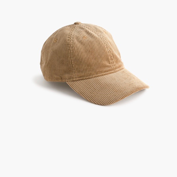 The Daily Hunt: Corduroy Baseball Cap and More!