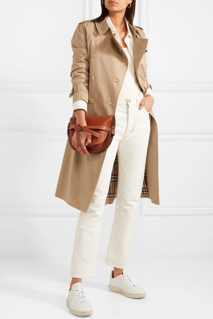 Burberry Kensington Trench