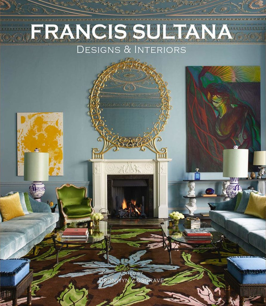 Francis Sultana: Designs and Interiors Book