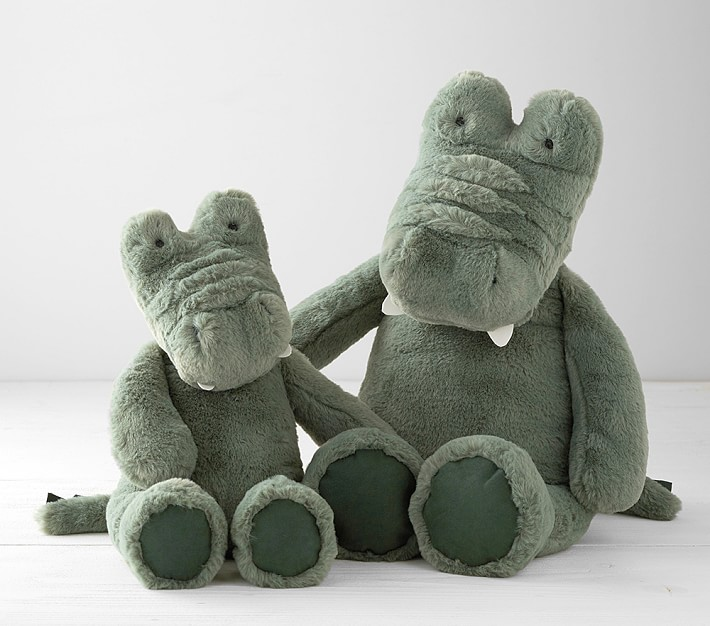 Green Alligator Plush Crocodile Stuffed Animal