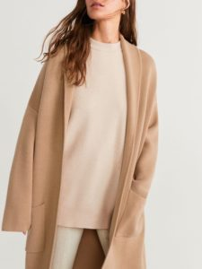 Weekend Sales, A Knitted Camel Coat, and More!